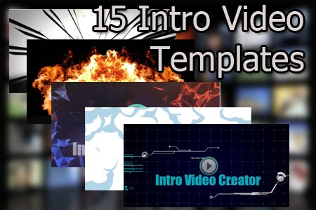intro video templates